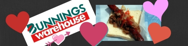 Bunnings and Snag